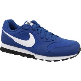 Nike Md Runner 2 Gs Jr 807316-411 calzado azul