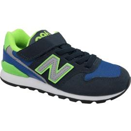 Zapatillas New Balance Jr YV996DN