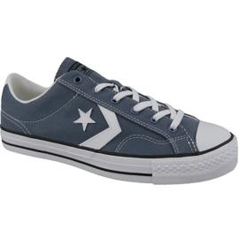 Zapatillas Converse Player Star Ox M 160557C azul