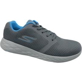 Zapatillas Skechers Go Run 600 M 55061-CCBL gris