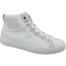 Zapatillas Skechers Side Street Core-Set Hi W 73581-WHT blanco