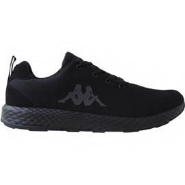Zapatos Kappa Banjo 1.2 Oc M 242784 1111 negro