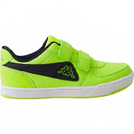 Zapatillas Kappa Trooper Light Ice Kids 260575K 3011 verde