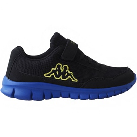 Zapatillas Kappa Follow Bc Kids 260634K 1160 negro