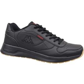 Zapatos Kappa Base Ii M 242492-1111 negro