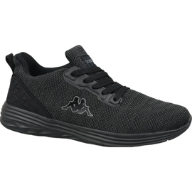 Zapatillas Kappa Paras Ml Ice M 242440-1111 negro