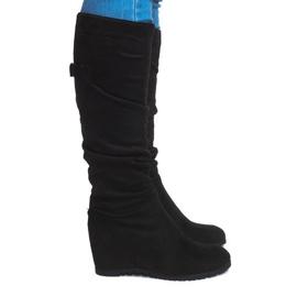 Botas Saszki Boots CN851 Negro