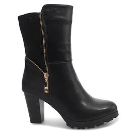 Botas negras FR59 negro