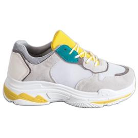SHELOVET Zapatos deportivos con cordones