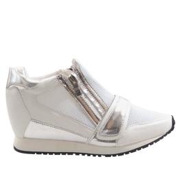 Zapatillas Moda Simple SK48 Blanco