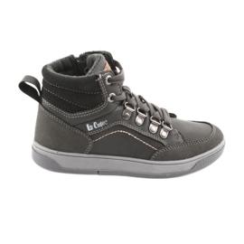 Zapatillas deportivas altas Lee Cooper 19-29-081 gris