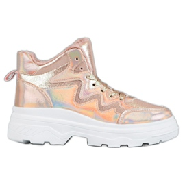 Seastar rosa Zapatillas con aislamiento
