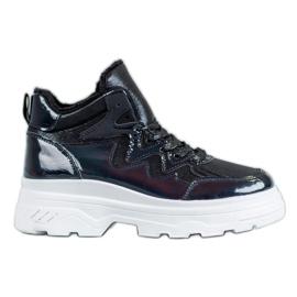 Seastar negro Zapatillas con aislamiento