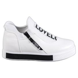 SHELOVET blanco Calzado Deportivo Amor