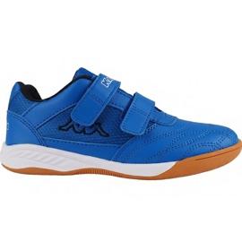 Azul Zapatillas Kappa Kickoff Jr 260509K 6011