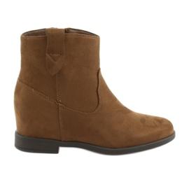 Filippo Botines marrones 1052 marrón
