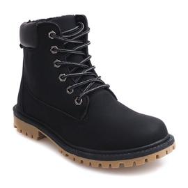 Botas Timberki Otoño B788 Negro