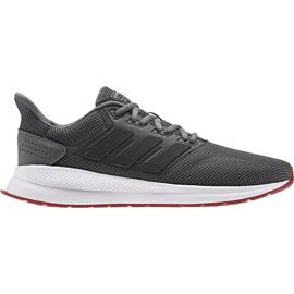 Gris Zapatillas de running Adidas Runfalcon M EE8153