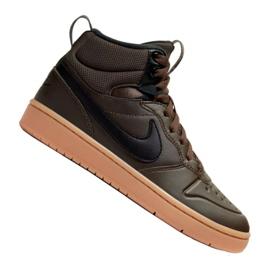 Zapatillas Nike Court Borough Mid 2 Boot (GS) Jr BQ5440-200 negro