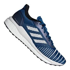 Azul Zapatillas Adidas Solar Drive M G28966