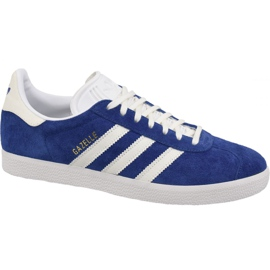 Azul Zapatillas Adidas Originals Gazelle B41648