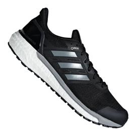 Negro Adidas Supernova Gtx M B96282 zapatos