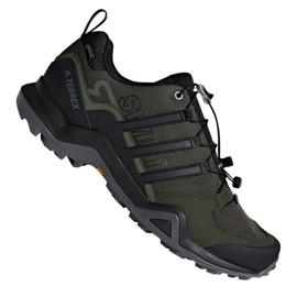Verde Zapatillas Adidas Terrex Swift R2 Gtx M