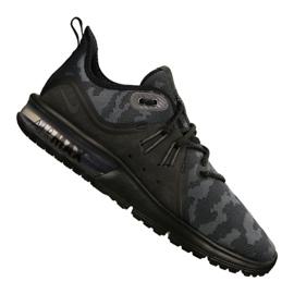 Negro Zapatillas Nike Air Max Sequent 3 Prm Cmo M AR0251-002
