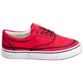 Bestelle rojo Zapatillas de moda