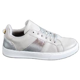 Emaks gris Zapatillas de moda