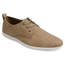 Zapatos con estilo -82 caqui