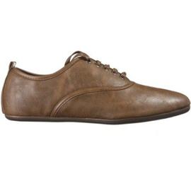 Marrón Elegantes zapatos de jazz TL8312-2 Camel
