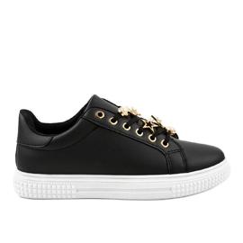Negro Zapatillas BM1958 negras