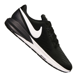 Negro Zapatillas Nike Air Zoom Structure 22 M AA1636-002