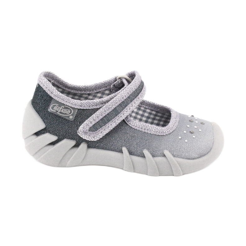 Zapatos befado para niños 109P185 gris