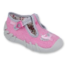 Rosa Zapatos befado para niños 110P360