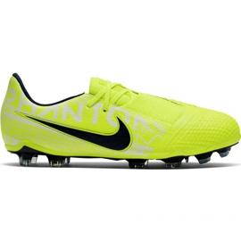 Zapatillas de fútbol Nike Phantom Venom Elite Fg Jr AO0401-717