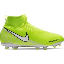 Zapatillas de fútbol Nike Phantom Vsn Academy Df FG / MG Jr AO3287-717