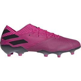 Adidas Nemeziz 19.1 Fg M F34407 Calzado de fútbol