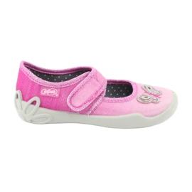 Rosa Zapatos befado para niños 123X038