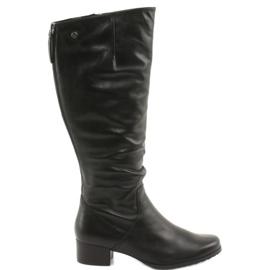 Botas de mujer Caprice 25500 negro