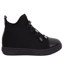 Zapatillas de neopreno con aislamiento negro XY-35 Black