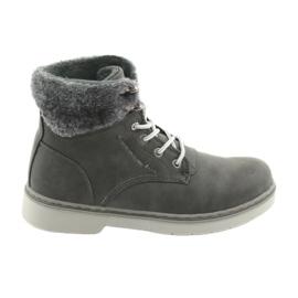 American Club Zapatos con cordones RH47, gris
