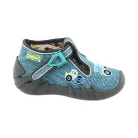 Azul Zapatos befado para niños 110P355