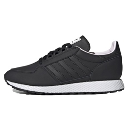 Negro Zapatillas Adidas Originals Forest Grove M EE8966