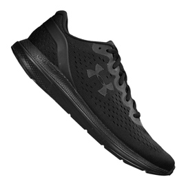 Negro Zapatillas Under Armour Charged Impulse M 3021950-003