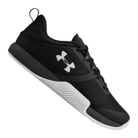 Negro Zapatillas Under Armour TriBase Thrive M 3021293-004