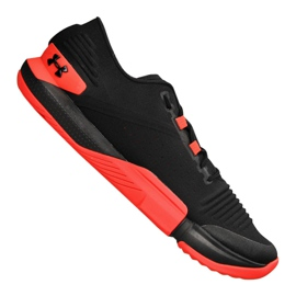 Negro Zapatillas Under Armour TriBase Reign M 3021289-007
