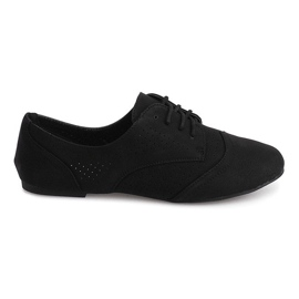 Zapatos calados Jazz Low 219 Black negro