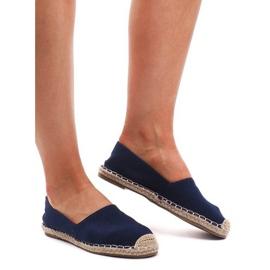 Alpargatas F169-6 Sandalias Azules